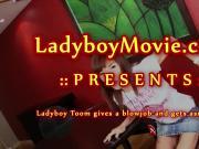 Ladyboy Toom Getting Fucked
