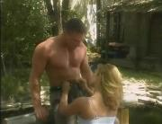 Outdoor Drilling For Wild Shyla Stylez