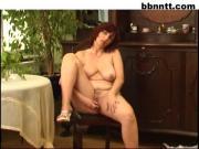 Beautiful Mother Cums From Masturbating