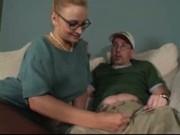 milf teacher has nice big boobs