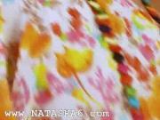 Thin russian chick Natasna toying