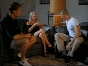 classic blonde girl fucked anally