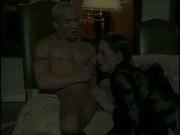 Hot brunette loves it in her ass
