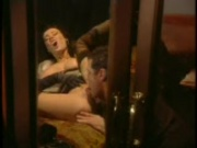 italian whore fucked on the train
