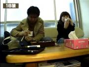 Kinky Japanese Dude Seduces Cute Babe