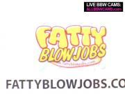 Plump Brunette Girl Presents Her Fellatio Skills