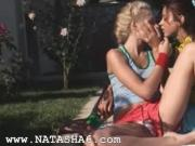 Vika and Natasha russians smoke pussies