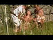 Viking styled threesome