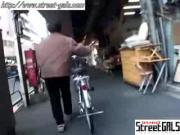 Pervert Secretly Films Japan Schoolgirl