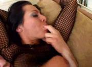 Whore Sandra Romain, Double Anal