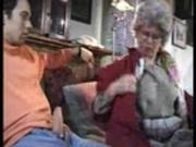 Perverse, dirty granny fuck