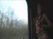 Hot Fuck On Train
