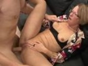 Mature fuck so hard