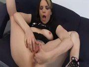 Pussy pierced slut coush fucked