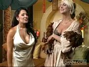 Nina Mercedez and Emieliana Get Naked