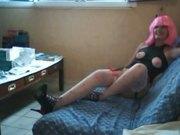 Pink Head Sucking