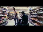 Keeley Hazell - Grocery Store Scene