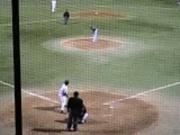 Superman Baseball Leap