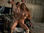 Nikki Fritz- Hot biker chick 2