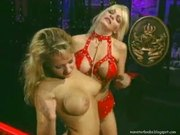 Brittany Andrews: Sexy Blondes Toy Fucking