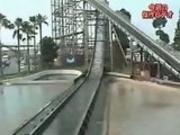 water falls kid