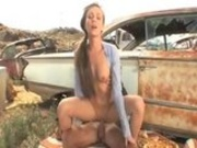 Alexis Capri Bangs Outdoor