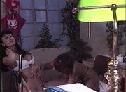 Anita Blonde: Hot Threesome