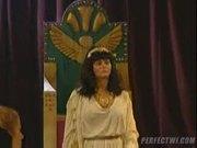 Rita Faltoyano: Cleopatra anal queen!