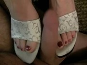 Homemade Feet Fetish Sextape
