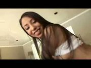 Alexis Love: Latina chick can deepthroat like a champ