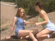 Devon Michaels And Stormy Daniels 69 In The Sun