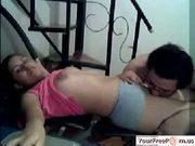 Couple Goes Crazy On The Webcam