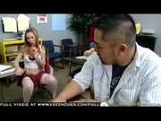 JR Carrington / Scarlett Pain - Disciplinary Dick Slam