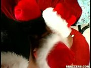 Santa has a nice crew