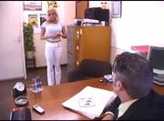 Michelle Thorne Fucks At The Office