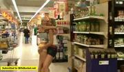 Euro Sluts Sexing Supermarket Products