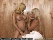 Carmel Moore & Bridgette B - A Steamy Orgy