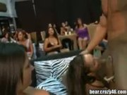 Blowjob Orgy On Party