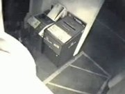 Lesbian girls caught on security cam