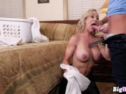 Mommy Brandi loves young hard dick