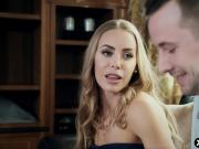 Pornstar next door really wants to get fucked today