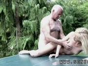 Old women young guy first time Bart is a profound lover of table