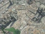 View From Top Of Burj Dubai, Tallest Building In World