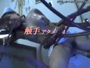 young japanese teen raped by tentacles