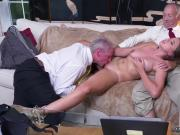 Blowjob cum 5 times Ivy impresses with her ginormous bra-stuffers and