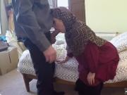 Arab home sex and arab naked When Arab girl have money problem, I