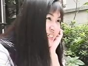 Sexiest Asian Chick Swallows Dick!