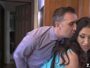 Keiran treats her boss's wife's ass like an appetizer