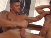 Hunk butt ripping sailors cup of tea