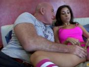 Trinity StClairs pussy drilled by step daddy